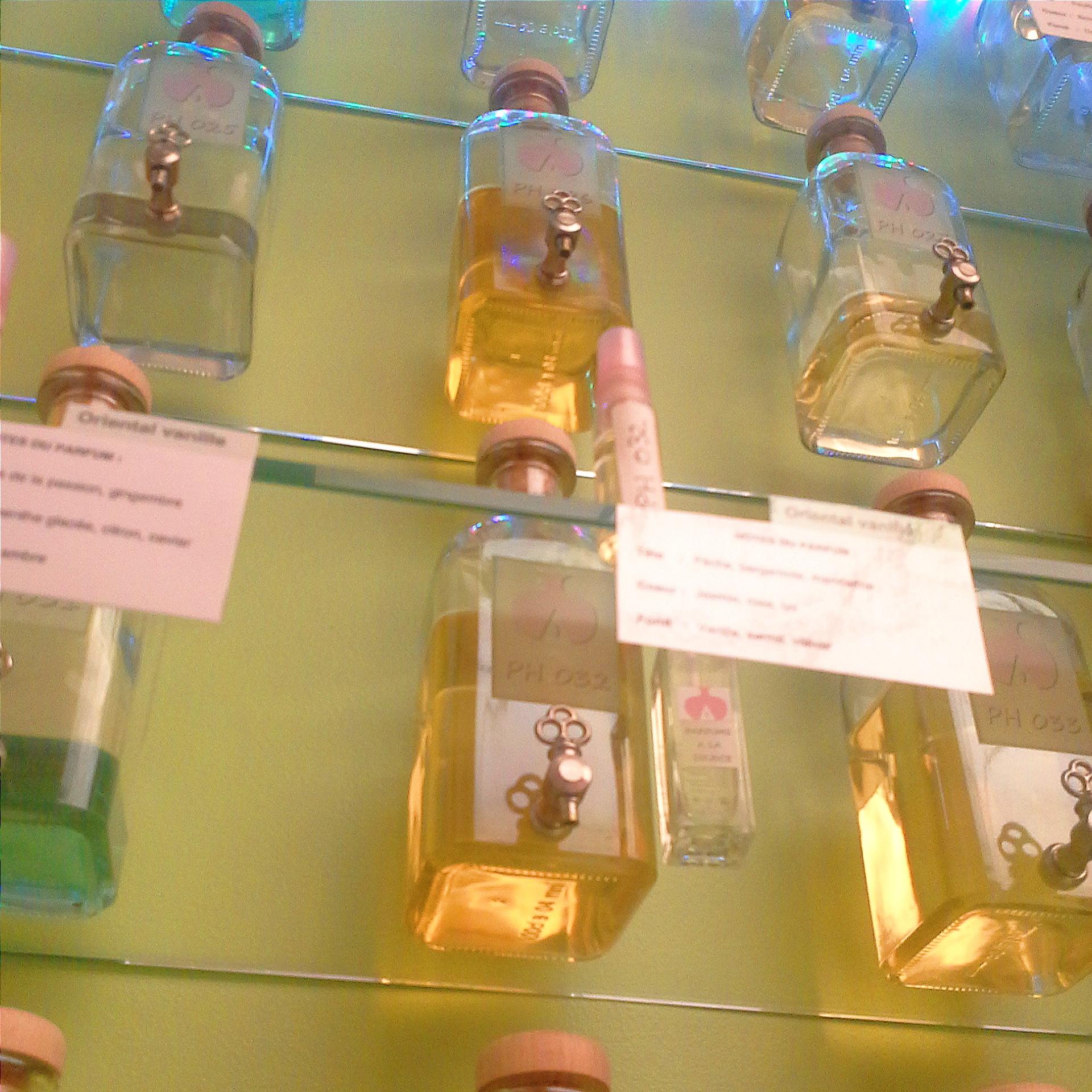[Bourges] Un paradis de senteurs : Parfums à la source
