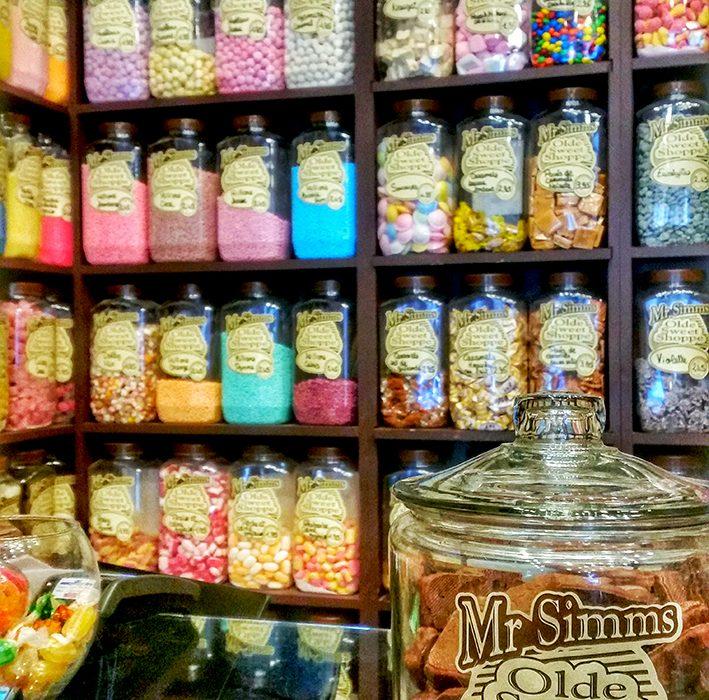 [Lyon] Confiserie à l'ancienne & douceurs d'Harry Potter : la délicieuse boutique de Mr Simms